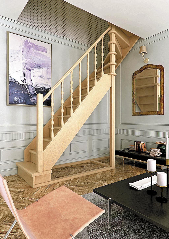 Фотографии вариантов лестниц
